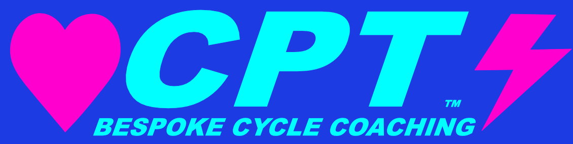 CPT  - Bespoke Cycle Coaching