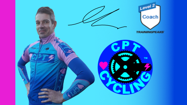 Coach Richard Rollinson of CPT Cycling