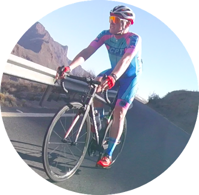 Grant Woodthorpe, CPT Cycling Coached Rider